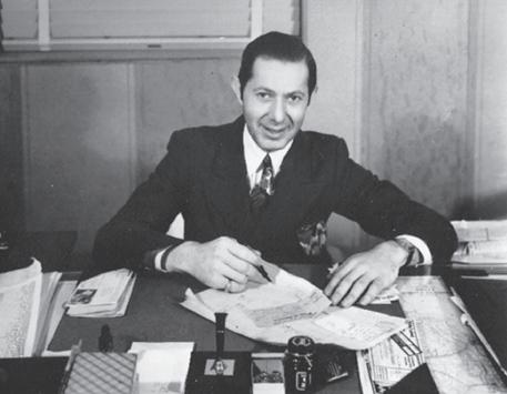 IRVING BROMBERG - 1930