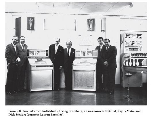 IRVING BROMBERG - LEMAIRE ET STEWART