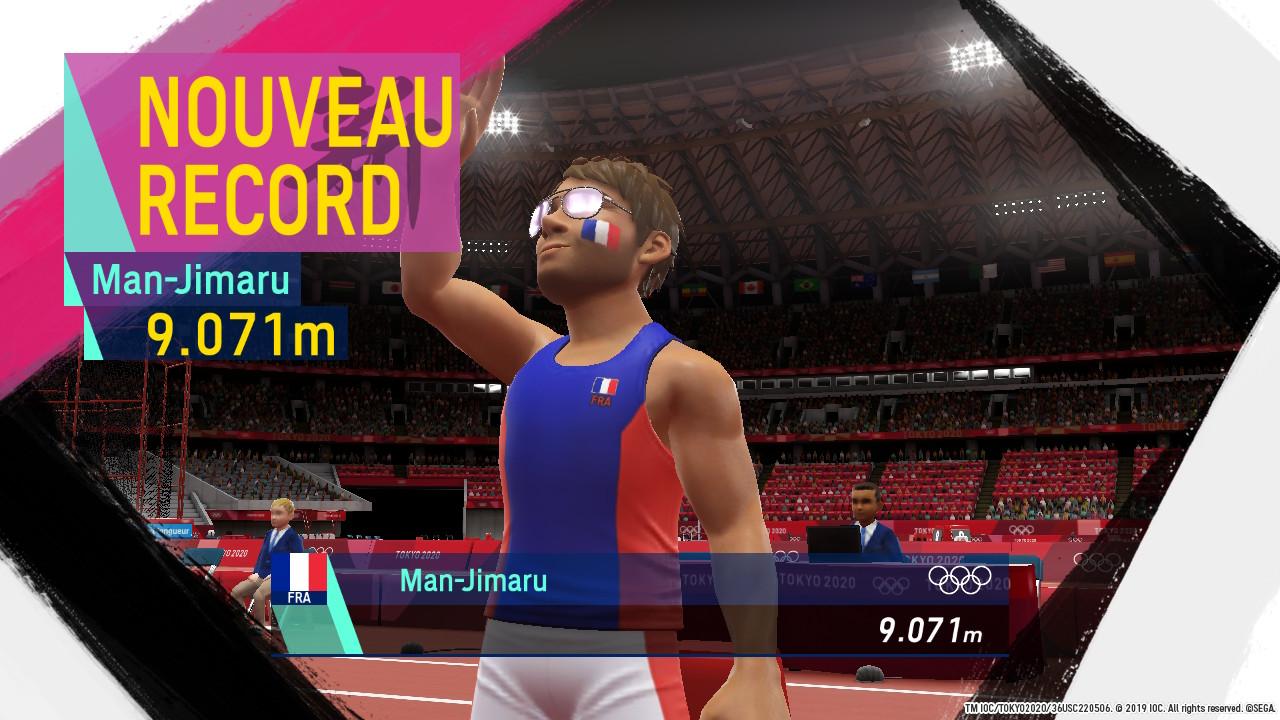 Jeux Olympiques 2020 : Pas mal pour un début ?